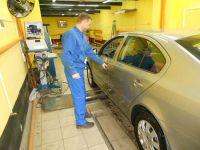 Проводится технический осмотр автомобилей для физических и юридических лиц